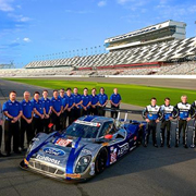 Advanced Arch Grilles Joins Michael Shank Racing with Curb/Agajanian for 2014 IMSA Season