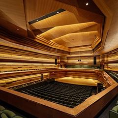 Acoustic Steel & Wood Assemblies