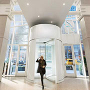 Announcing UL Certification on Newest Revolving Door