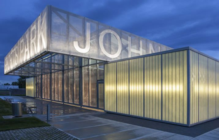 Another Award-Winner: Verti-kal™ and the John Fry Sports Park Pavilion