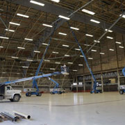 Applying Fire Protection Elements Into Aircraft Hangar Designs
