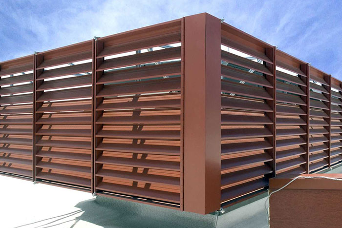 Architectural Louvers Design Resources