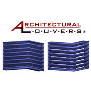 Architectural Louvers Featured Product: Hurricane Equipment Screen V6JF
