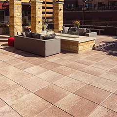 Architectural Pavers from Wausau Tile