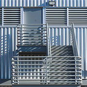 Architectural Wall Louvers
