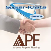 Arizona Polymer Flooring Acquires Super-Krete Products