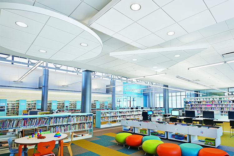 Armstrong® Ceilings Sustain Portfolio Now Included in Sustainable Minds® Transparency Catalog