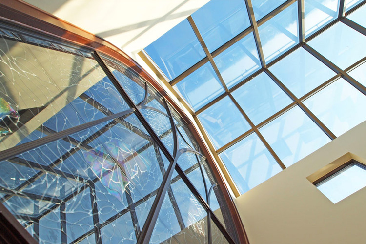 Auburn® custom & pre-engineered skylights