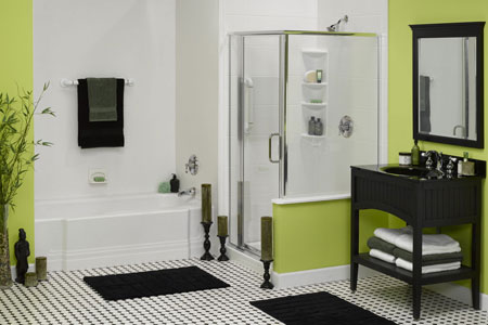 AECinfo.com News: Bathtub Liners & Enclosures