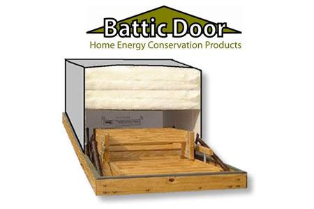 Battic Door Featured Product: R 50 Attic Stairs Insulator Cover