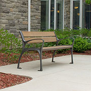 Benches from Maglin Site Furniture
