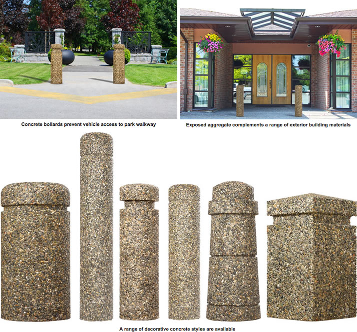 Benefits of Precast Concrete Bollards