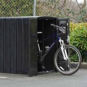 Bike Lockers from Reliance Foundry