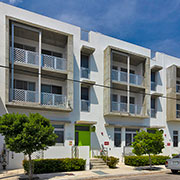 Bilco Roof Hatches Installed in Miami Housing Project