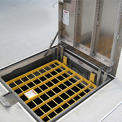 Fall Protection Grating