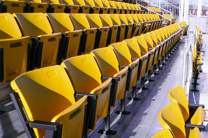 Bleachers And Theater Seating