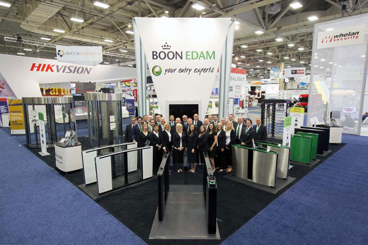 Boon Edam is All About Tailgating Prevention at GSX 2018