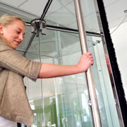 Boon Edam Launches Innovative New Revolving Door