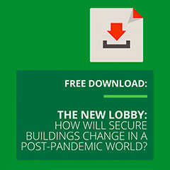 Boon Edam Publishes Whitepaper on Effect of Pandemics on Entrance Security