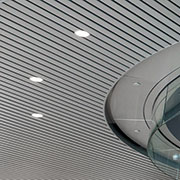 Box Series Metal Ceilings from CertainTeed Ceilings