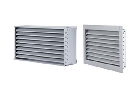 Brick Vents from Architectural Louvers