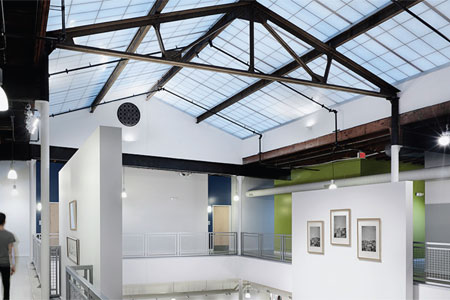 AECinfo com News: Bringing the Arts to Life: Elgin Artspace