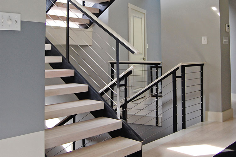 Blog railing system - Interior stair railing contractors ...