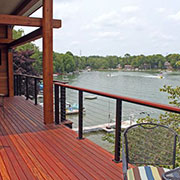 CableView Aluminum Cable Railing System