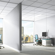 Calla® PrivAssure™ Ceiling Panels from Armstrong Address Partial Height Wall Construction Trend; Provide Highest Levels of Confidentiality