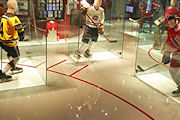 "Canada Sports Hall Of Fame ""Ice"" Flooring From Elite Crete"