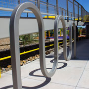 Capitol Square Bicycle Parking Racks