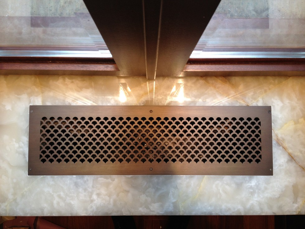 Artistry in architectural grilles by advanced arch