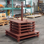 Case Study: Designing and Manufacturing Steel Stackable Test Weights