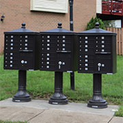 Case Study: Kingstowne Mailbox Replacement Project Alexandria, VA