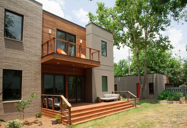 Case Study: Sustainability without Sacrificing Beauty - the Linstroth Residence