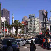 Case Suty: Golden Triangle Pole of 1917, Union Square, San Francisco, California