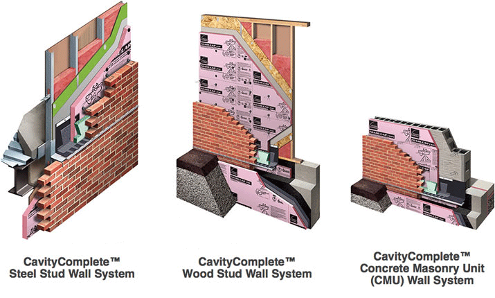 CavityComplete from Mortar Net Solutions