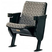 Cinema and Movie Theater Seating from Preferred Seating