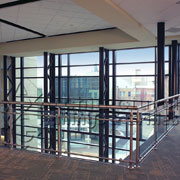 Civic Stainless Railing System Installation at Greenville, North Carolina