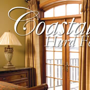 Coastal Patio Door - Hurd FeelSafe Wood