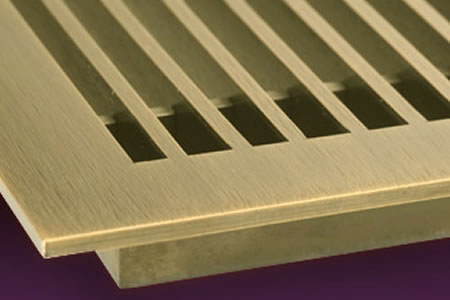 Linear Bar Grilles From Coco Architectural Grilles