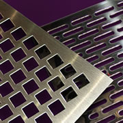 Perforated Metal Grilles
