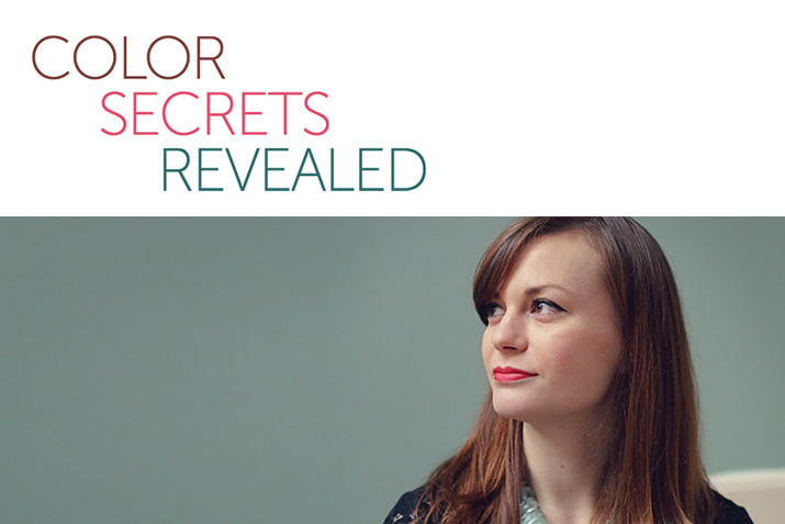 Color Secrets Revealed: Author Kassia St. Clair dishes on the historical twists and turns that continue to shape our charged relationship to color