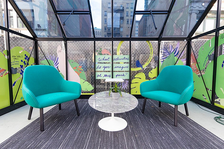 Color Strategies for a Successful Coworking Space