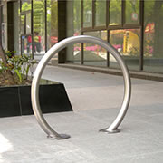 Commercial Bike Racks from Reliance Foundry Co.