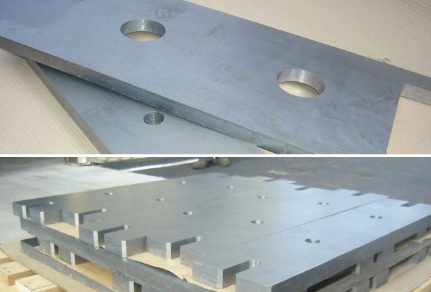 Commercial Elevator Counterweights from MarsMetal