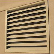 Commercial Extruded Ventilation Louvers