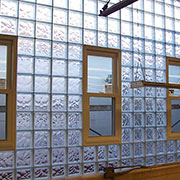Commercial Glass Block Windows from Innovate Building Solutions