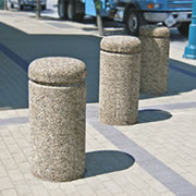 Concrete Bollards from Reliance Foundry Co.