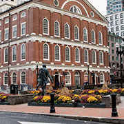 Connect Historic Boston: Faneuil Hall Case Study